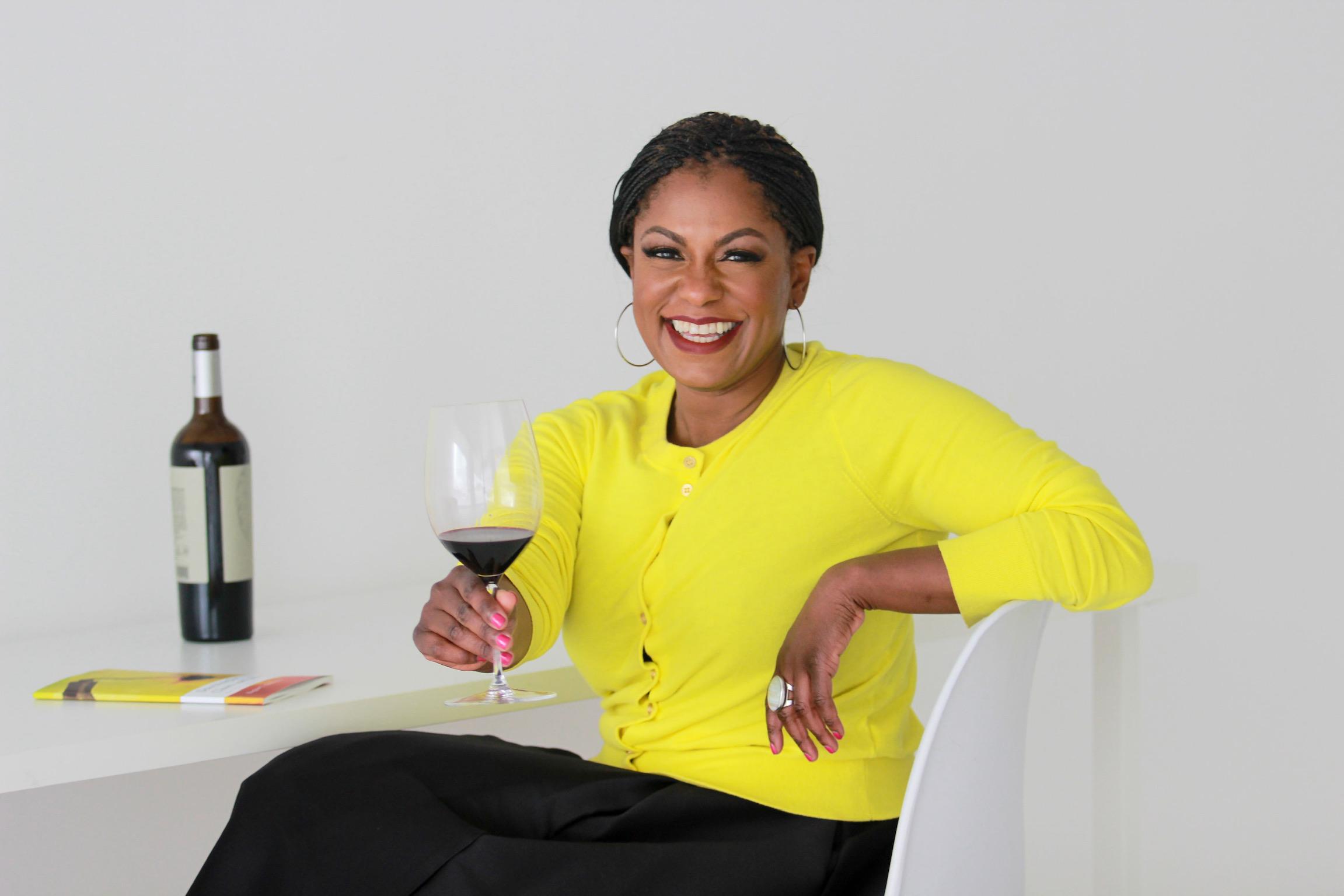 Regine Rousseau Shall We Wine